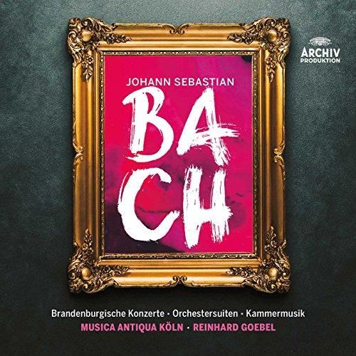Bach:Musica Antiqua Koln (Box13Cd)(2016)