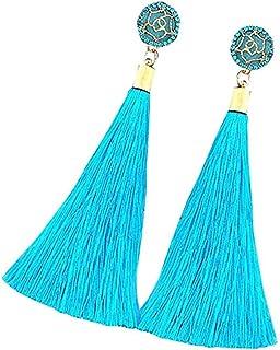 Drop Earrings Long Earrings Jewelry Earrings Romantic Earrings Sparkly Earrings Girl Earrings Earrings for Party Sweet Ear...