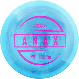 Discraft Limited Edition Paul McBeth Signature ESP Anax Distance Driver Golf Disc [Colors May Vary]