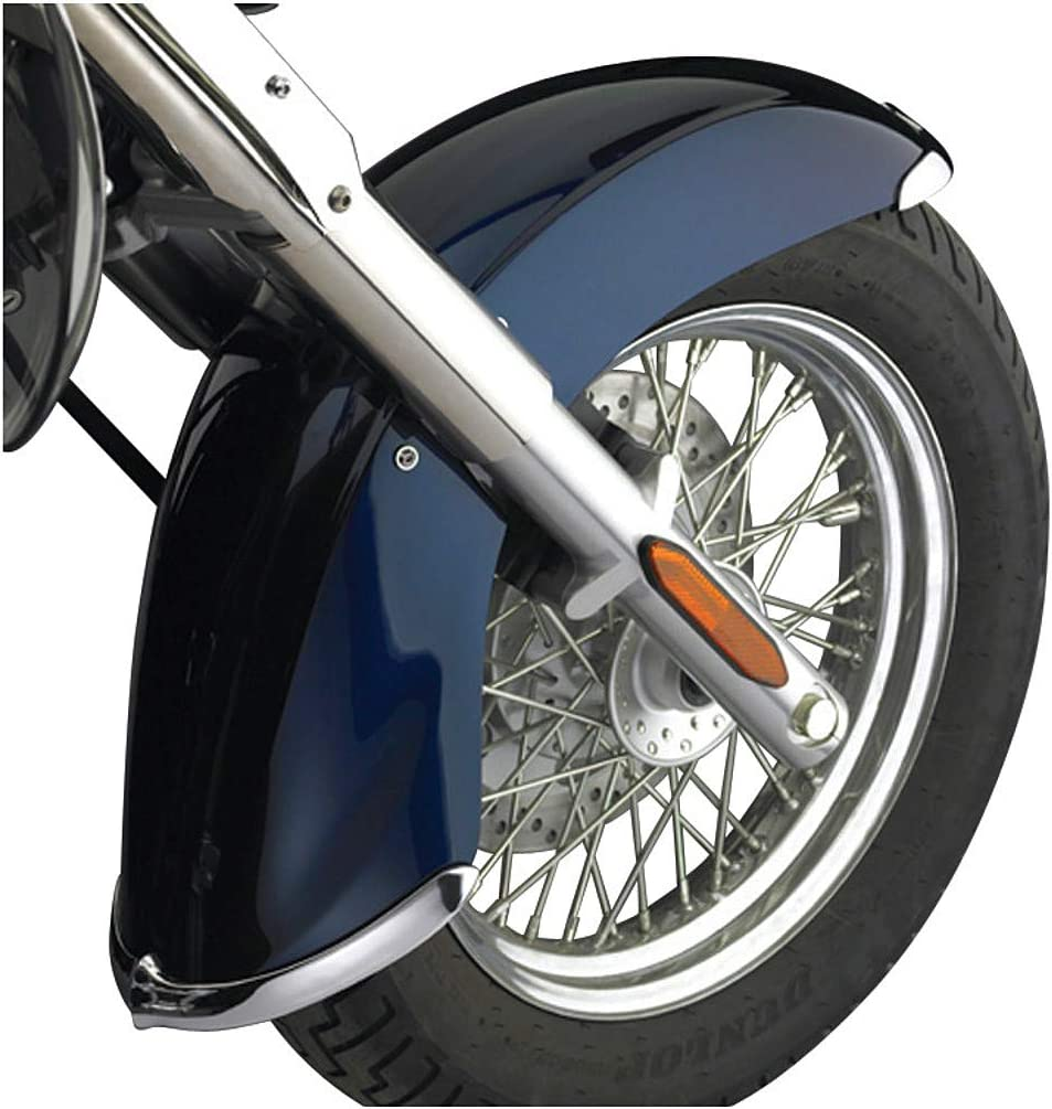 National Cycle Cast Front Fender Tip for Set 04-09 Honda VT750CA Free shipping anywhere in safety the nation