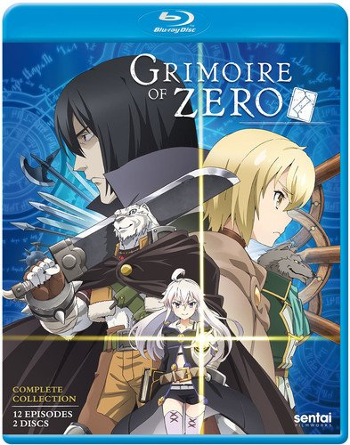 Grimoire Of Zero (2 Blu-Ray) [Edizione: Stati Uniti] [Italia] [Blu-ray]