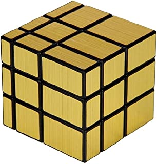 The Flyers bay Qiyi 3x3 Gold Mirror Speed Professional Cube