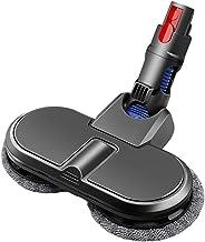 MEPUSON Electric Vacuum Mop Head Attachment for Dyson Cordless Stick Vacuum Cleaner V7 V8 V10 V11 Models,Hardwood Floor At...