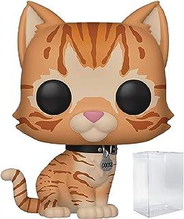 Marvel: Capitán Marvel - Goose The Cat Funko Pop! Figura de vinilo (incluye funda protectora compatible con caja de Pop).