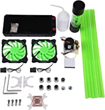 Water Cooling Kit for PC 240mm Heat Sink CPU Water Block LED Fan Computer Cooling Kit Water Chiller Water Cooling Systems