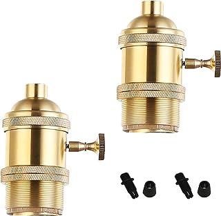 Adaptador de casquillo E14 a E12 para bombilla LED 1 unidad KINTRADE