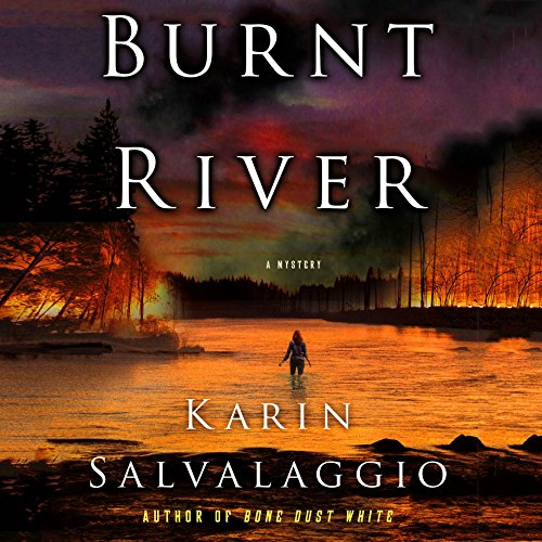 Burnt River audiobook cover art