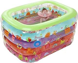 SHYPT PVC Inflatable Bathtub, Portable for Children Pool, Sealed Inflatable Bathtub, Baby Pool, Size, 115 * 95 * 75cm