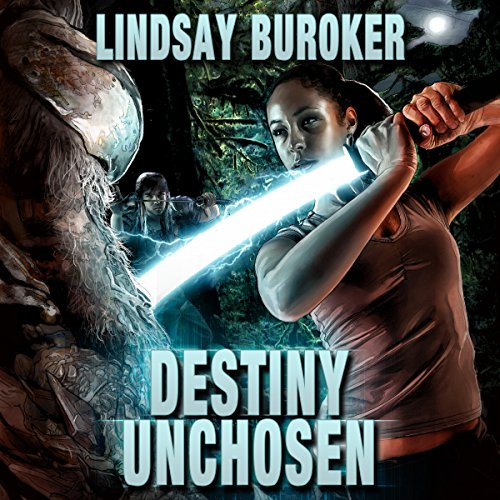 Destiny Unchosen audiobook cover art