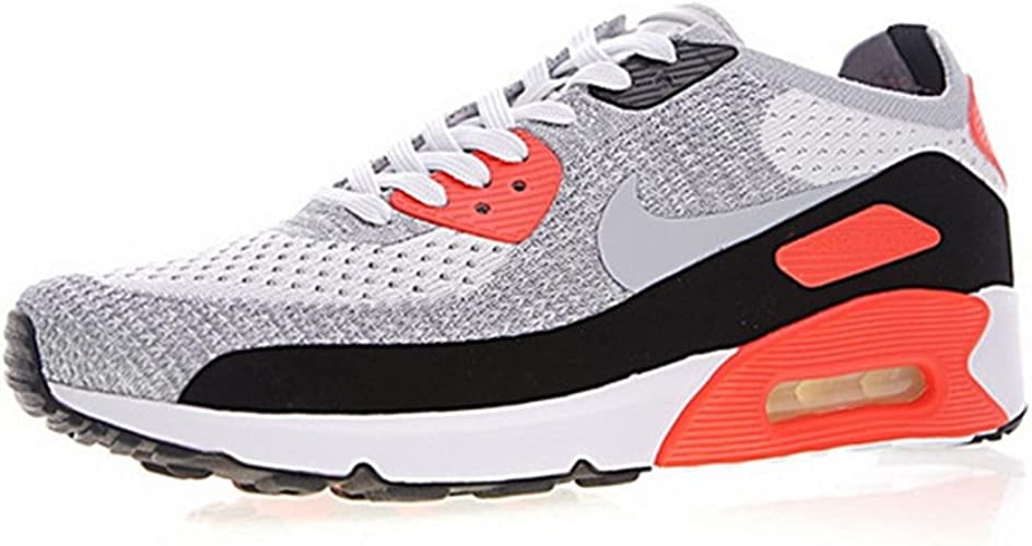 Air Max 90 Homme Sneaker Ultra 2.0 Flyknit Chaussures de Course ...