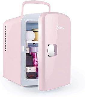 AstroAI Mini Refrigerador Portátil para el Skincare 4L 6 La