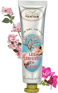 Un Air d'Antan® - Crema de Manos de Cerezo Vintage Enriquecida con Manteca de Karité y Aloe Vera, Perfume Exclusivo con No...