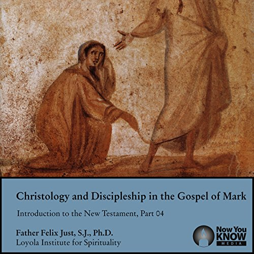 Christology and Discipleship in the Gospel of Mark audiobook cover art