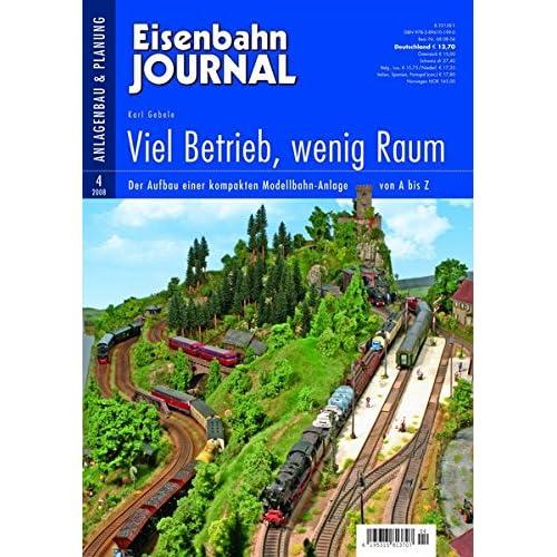 5 Heimanlagen Anlagenbau /& Planung Eisenbahn Journal