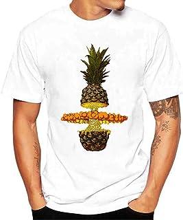 comprar comparacion ZODOF algodón Camiseta Muscle Ocasional de los Hombres Hermoso O-Cuello Color sólido Slim Fit Raglan Sleeve Daily Shirts B...