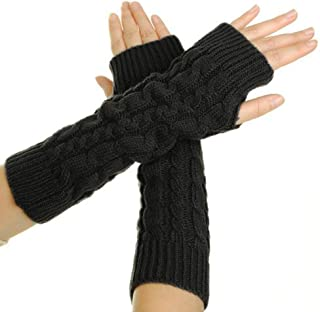 Best fingerless wrist warmers knitting pattern Reviews