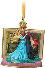 2019 Sleeping Beauty Legacy Sketchbook Ornament – Blue Dress – Limited Release