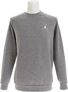 f6506890731c FREE Shipping on eligible orders. Nike Mens Jordan Jumpman AIR Fleece Crew  Sweatshirt