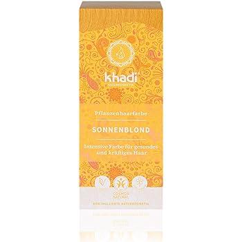 Khadi Herbal Hair - Tinte Herbal en Color Amanecer (Sunrise) 100 g
