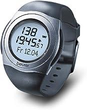 Beurer PM 25 polshartslagmeter, met borstband, trainingsbereik, calorieverbruik, vetverbranding