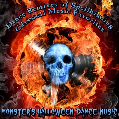 Monster's Halloween Dance Music