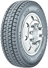 Continental HDR US O/O RD Traction Radial Tire - 225/70R19.5 G 128N