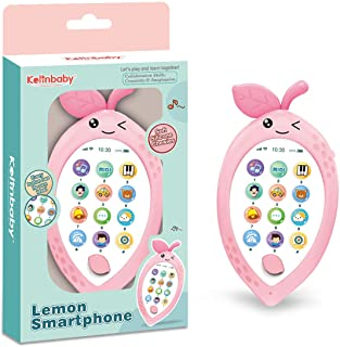 Little Bado Musical Cell Phone Toy for Baby Teething Game...