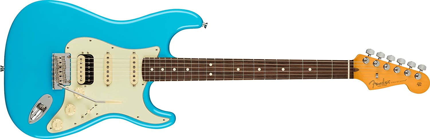 American Professional Albuquerque Ranking TOP3 Mall II Stratocaster Guitar HSS Rosew Electric
