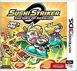 Sushi Striker: The Way Of Sushido 3Ds- Nintendo 3Ds