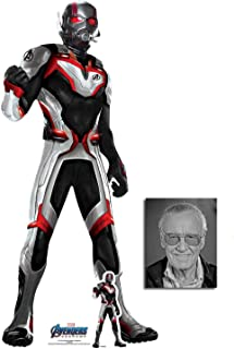 Ant-Man Quantum Suit Marvel Avengers: Endgame Official Mini Cardboard Cutout Fan Pack, 94cm x 43cm Includes Free Tabletop Cutout and 8x10 Photo