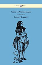 Alice in Wonderland - Illustrated by Dudley Jarrett