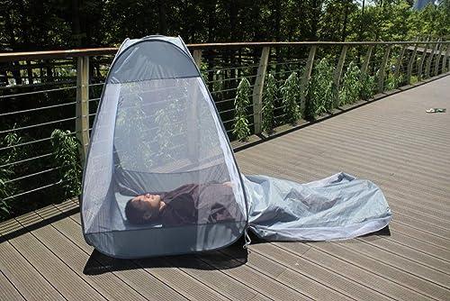 FZKJJXJL Moustiquaire pour Lit De Camping Simple Et Moustiquaire pour Chapeau De Moustique pour Chapeau De Camping pour La Pêche Au Camping,gris