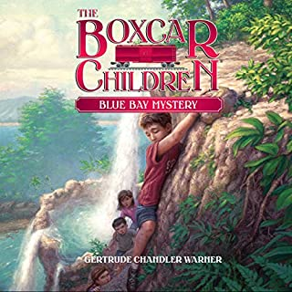 Blue Bay Mystery     The Boxcar Children Mysteries, Book 6              Written by:                                                                                                                                 Gertrude Chandler Warner                               Narrated by:                                                                                                                                 Aimee Lilly                      Length: 1 hr and 55 mins     Not rated yet     Overall 0.0