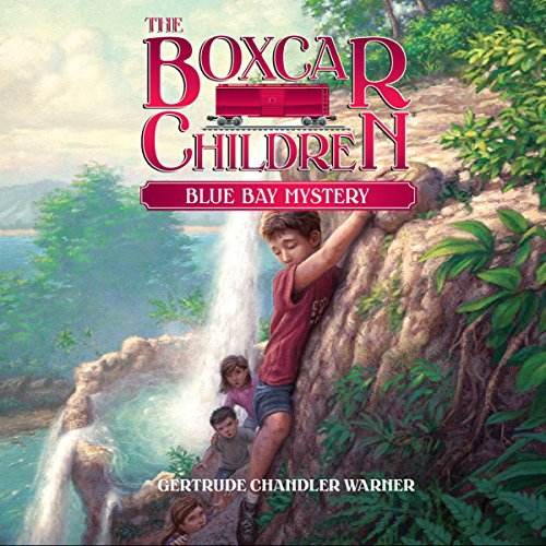 Blue Bay Mystery audiobook cover art