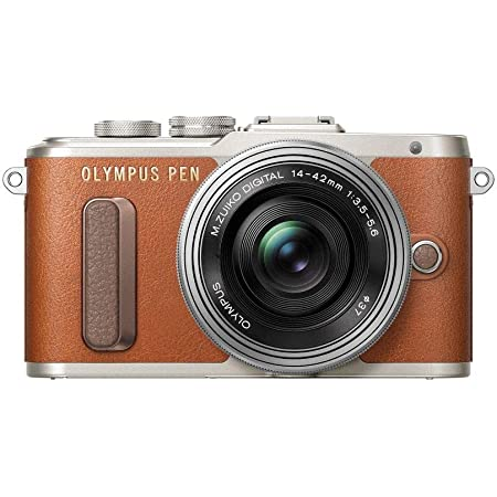 Olympus Pen E Pl8 Kit Micro Four Thirds Systemkamera Kamera