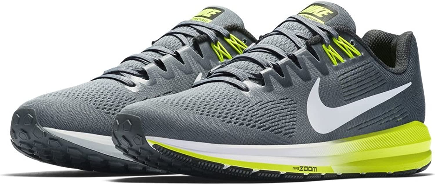 Nike Air Zoom Structure 21 4e Mens 904697-007 Size 8