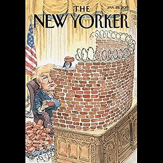 The New Yorker, January 28th 2019 (Jill Lepore, Jia Tolentino, Jeffrey Toobin) Titelbild