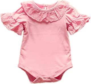 Colorful Childhood Newborn Baby Romper Girls Jumpsuit Infant Bodysuit Tutu Lace Dress Clothes Outfit