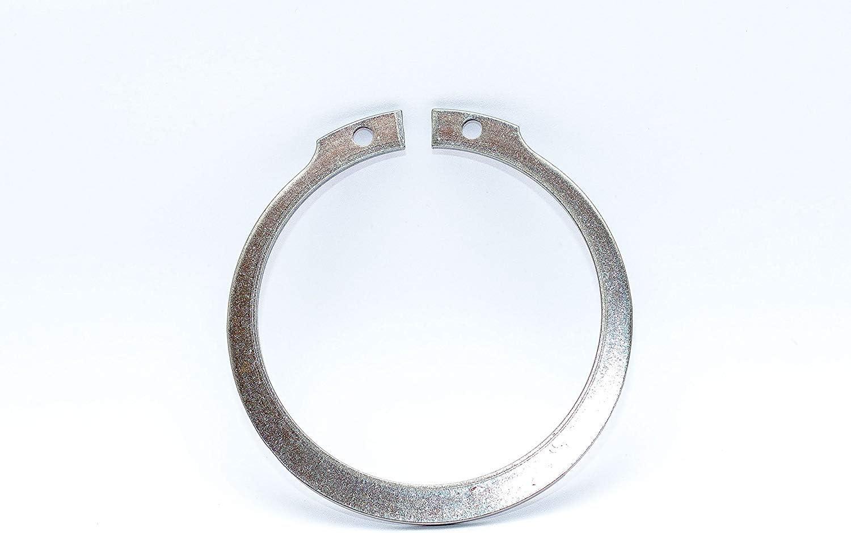 verzinkt farblos 10 St/ück Reidl Sicherungsringe f/ür Wellen 12 x 1 mm DIN 471 Stahl galv