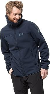 Jack Wolfskin Men's Rockwall Windproof Softshell Jacket