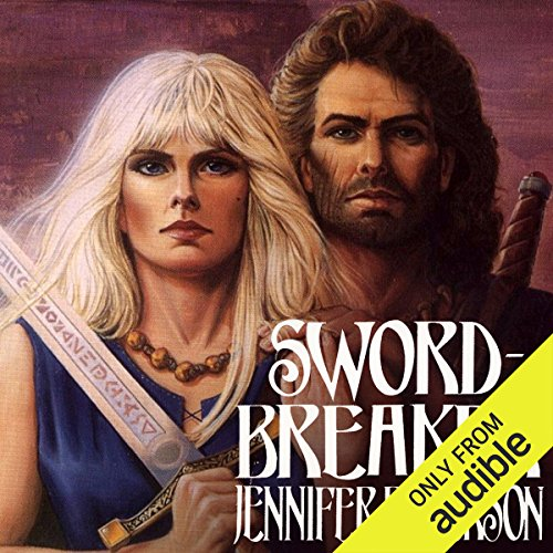 Sword-Breaker audiobook cover art