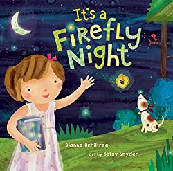 "It's a Firefly Night"" Book for Children"