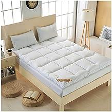 Feather Velvet Tatami Mattress, Floor Sleeping Mat Tatami Bedroom Dormitory Mat Thickness 5cm for Living Room Dormitory,B,...