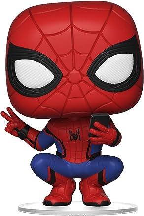 Funko- Vinilo: Spider Man Far from Home: Pop 7 Figura Coleccionable, (39403)