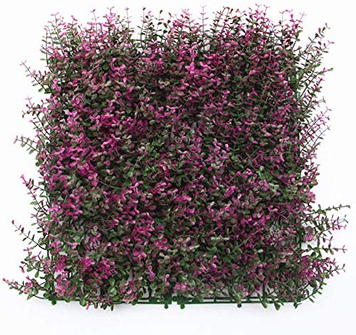 AOTUMNIN Artificial Flowers Wall Home Decor Creative Image Wall for Indoor Outdoor