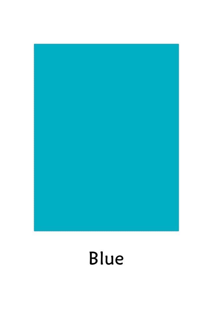 Premium Color Card Stock Paper | 50 Per Pack | Superior Thick 65-lb Cardstock, Perfect for School Supplies, Holiday Crafting, Arts and Crafts | Acid & Lignin Free | Blue | 8.5 x 11