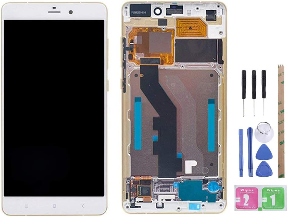 YeeLing LCD Display + Outer Glass Touch Digitizer Screen As overseas Full Beauty products