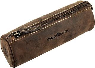 Greenburry Vintage Estuche de lápices piel 19 cm