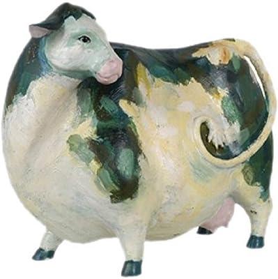 "Fantastic Craft 14"" Standing Cow Figurine"