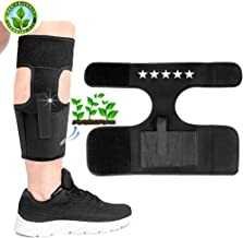 Ankle Holster for Concealed Carry Universal Leg Carry Pistol Gun Holster, Pistol Holster for Leg Fits Glock Ruger etc, Concealment Gun Holster for Concealed Carry for Police, Military and Bodyguard